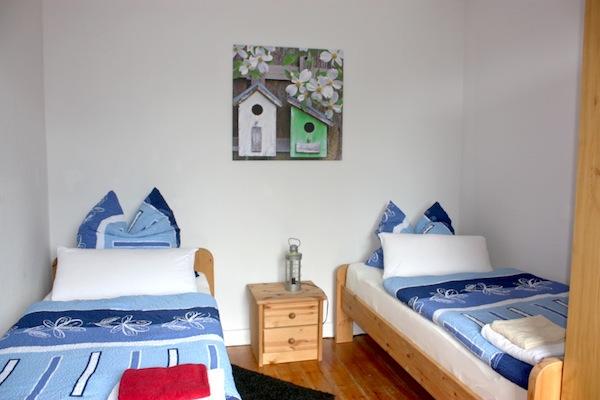 Haus Büdelsdorf - Wohnung 4