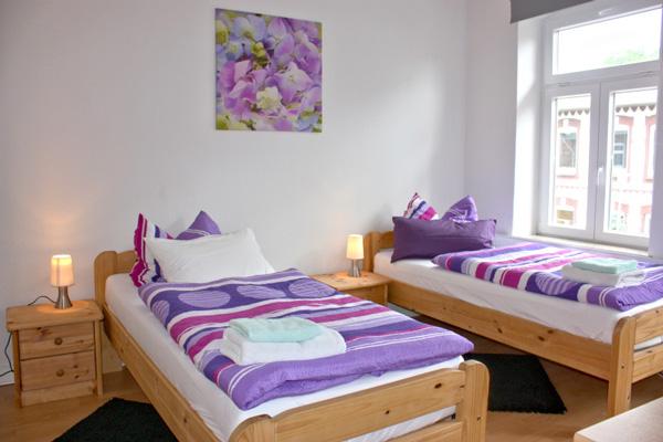 Haus Büdelsdorf - Wohnung 8