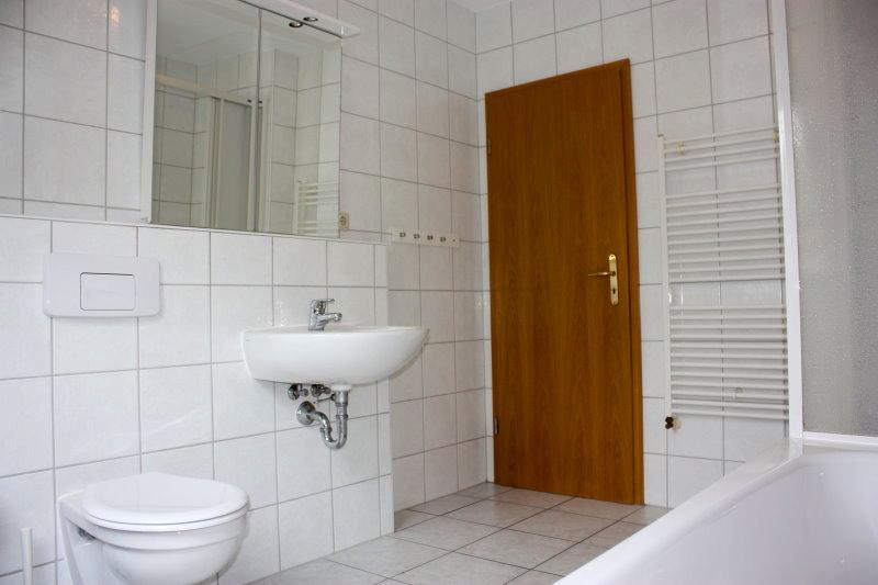 Haus Westerrönfeld - Zimmer 2 - Bad