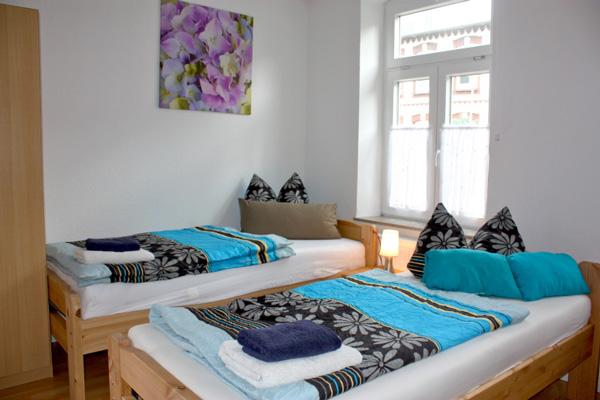 Haus Büdelsdorf - Wohnung 2