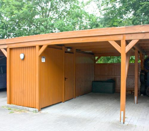 Haus Westerrönfeld - Carportstellplatz