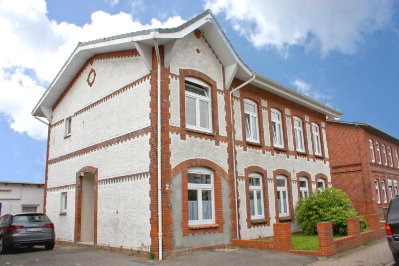 Haus Büdelsdorf - Eingang