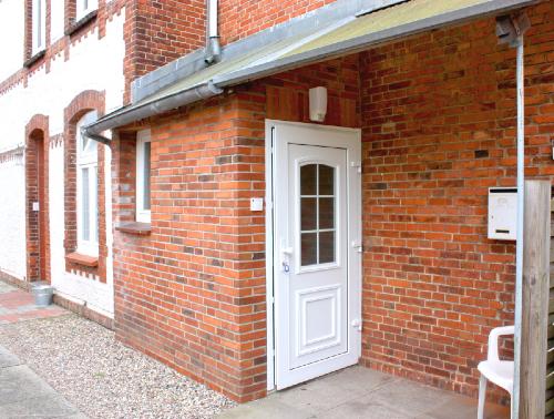 Haus Büdelsdorf - Wohnung 6 - Eingang