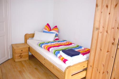 Haus Büdelsdorf - Bett