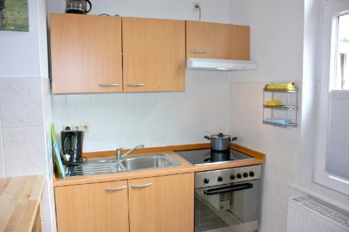 Haus Büdelsdorf - Wohnung 6 - Küche