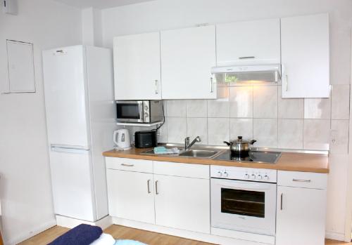 Haus Büdelsdorf - Wohnung 2 - Küchenzeile