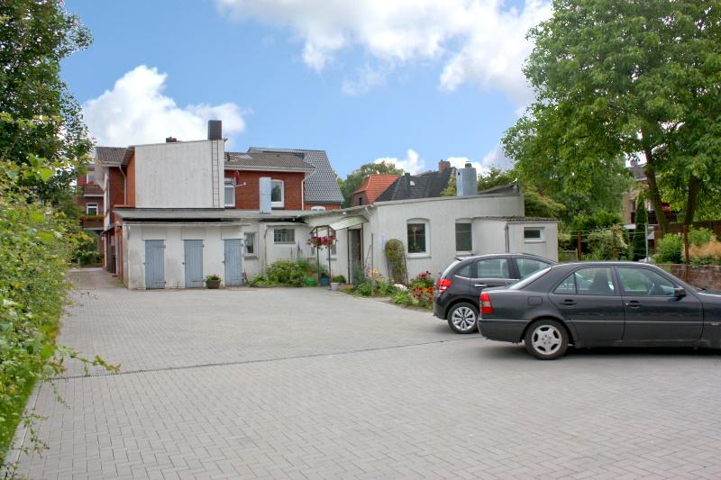Haus Bodelsdorf - Parkplätze